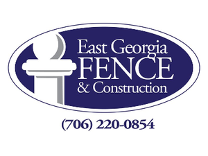 East Georgia Fence and Construction Logo