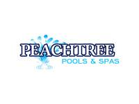 Peachtree Pools and Spas Logo