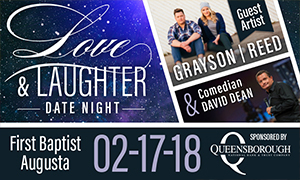 Love & Laughter Date Night