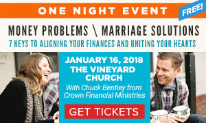 Money Problems/Marriage Solutions