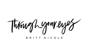 Britt Nicole - Through Your Eyes
