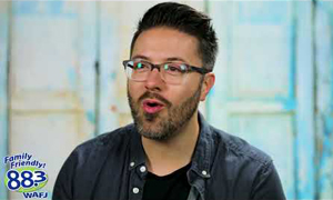 Danny Gokey - How to Tell Someone About Christ