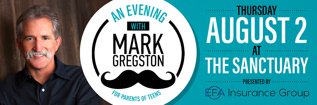 An Evening with Mark Gregston for Parents of Teens