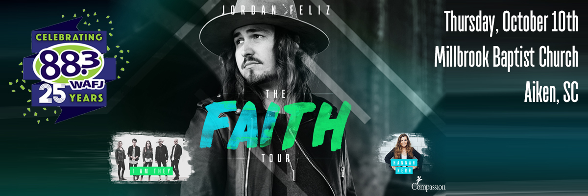 The Faith Tour with Jordan Feliz