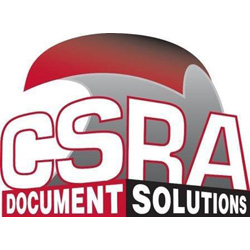 CSRA Document Solutions Logo