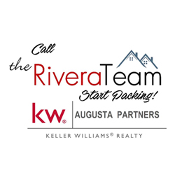 The Rivera Team at Keller Williams Realty Logo