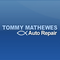 Tommy Matthewes Auto Repair Logo
