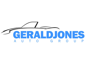 Gerald Jones Auto Group Logo
