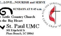 St. Paul United Methodist