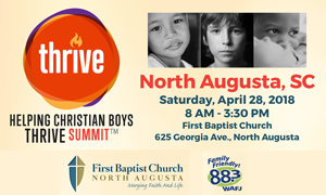 Helping Christian Boys Thrive Summit