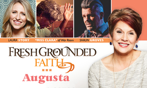 Fresh Grounded Faith Conference
