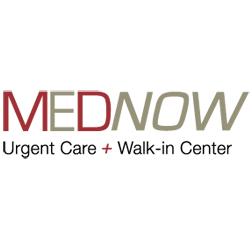 MedNow Urgent Care - Peach Orchard Logo